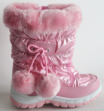 colorful snow boots cheap snow boots pink snow boots for kids
