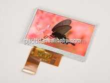 Factory direct sale---- 4.3 inch wqvga tft lcd module touch for CMO (PJT430P01H29-200P40N)