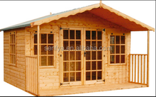2015 popular SY-GS020 wood garden cabin shed