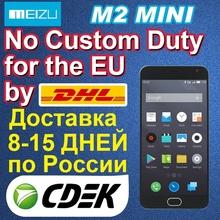 """Original Meizu M2 mini 4G FDD LTE Dual SIM Mobile Phone MTK6735 Quad Core 1.3GHz 5.0""""1280x720P 2GB RAM 16G ROM 13MP 2500mAh"""