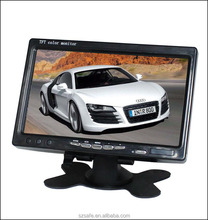 high definition with av input easy installation hot selling 7inch bus lcd monitor