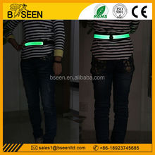 supply good selling western garment accessories led belt buckle