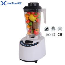 3HP BPA free Nutrition Kitchen vegetable and fruit blender