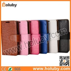 Newest Wallet Leather Case for Samsung Galaxy A7, Flip Cover For Samsung Galaxy A7 Case Leather
