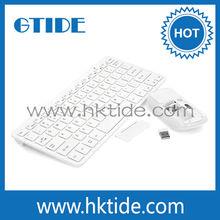 China wholesale wireless computer keyboard+mouse combo