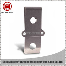 stainless steel belt clip