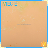 Eco-friendly resin material smooth surface faux alabaster