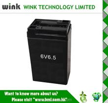 Best Quality ABS 6v 6.5ah UPS Battery Case