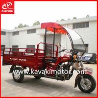 Factory offer best tricycles prices three wheel cargo motorcycles/ tricycles with cabin