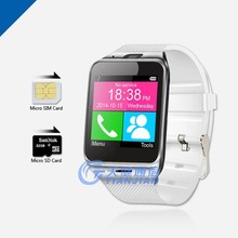 Camera GSM GPS MTK 6260 Android Touch Screen Mobile Smart Watch Phone