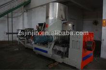 LDPE/HDPE film plastic granulating extrusion line