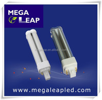 12W G24 4pin led pl light replace cfl 26w 4 pin warm white