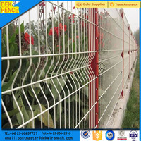 China Factory Decorative Rustic Garden Fence