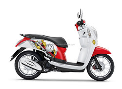 Hondx Scoopy i 110cc (Japanese Brand) Active Boy
