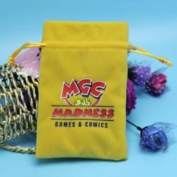 High Quality Custom Velvet Gift Pouch/ Velvet Drawstring Pouch/ Velvet Gift Bag