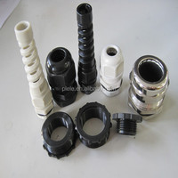 Dongguan produce PG size dual seal holes cable wire glands