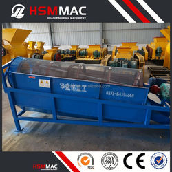 HSM Proffesional Mining Sand Ore Trommel Screen For Lump Coal