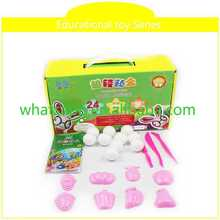 clay set belling clay