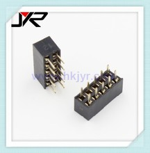 2mm pitch double row socket board, PCB connector