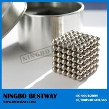 N35 5mm Neocube/Ningbo Ball/Magnet Sphere