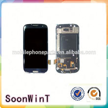 Hot products hot sale for samsung s3 lcd and digitizer assembly direct from china paypal accept