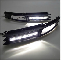 DLAND 2009-2011 A6L A6 SPECIAL LED DAYTIME RUNNING LAM/ LIGHT V5