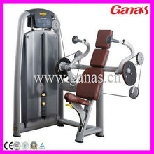 Ganas Hot Sale Strength Machine G-614 Luxury Commercial Seated Triceps Extension