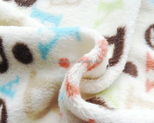 Changshu supplier Shining coral fleece,100% polyester from alibaba