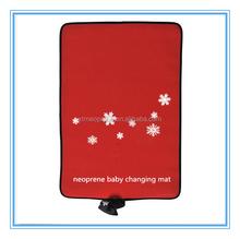 neoprene baby Changing Mat