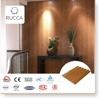 Decorative Colorful Wall Paneling !PVC Vinyl Wooden Ceiling Panel sfor Interior 59X10MM