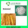 Manufacturer Supplier Nicotiana tabacum extract 15%,75%,90% Solanesol nicotiana tabacum P.E.