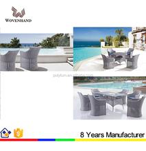 Garden outdoor leisure wicker coffee table