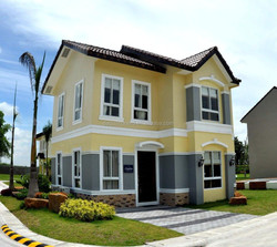 160m2 prefab house with 4bedrooms+3bathrooms+living+dinning