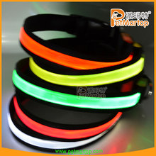 2015 factory direct sell pet products durable pvc dog collar TZ-PET1038 dog collar for pets