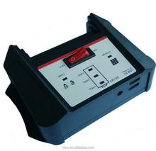 Regulador de Carregamento de bateria com porta USB solares e 4 de SAÍDA DC