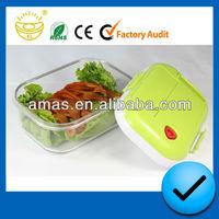 Hot sale 1500ml Kitchen Storage Vacuum Food Box