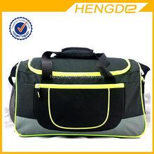 Wholesale duffle gym bag shoe compartment, travel duffle bag