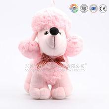 China cuddle plush toys dog supplier & toy dog factory