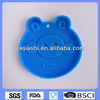 Animal shape silicon cake decorating moulds, pig cookie mould ,baking tools