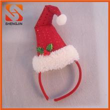 SJ-6671 New design Christmes decoration headband christmas hair headdress