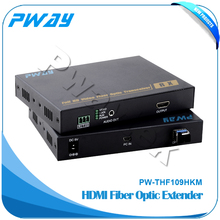 Support keyboard and mouse signal transmission 1 year free warranty fiber optic media converter price