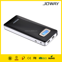 20000mAh power bank JP20, with three USB output, can charge for Sony Camera and smartphones