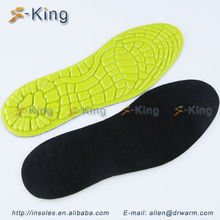 Hot sale PU gel massage insole for shoe