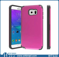 2 in 1 PC Silicone Case for Samsung Galaxy Note 5 New Products
