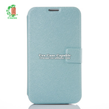 China Wholesale Cell Phone Protector Wallet Leather Phone Case for Samsung Galaxy Note 2 Colorful Leather Phone Case