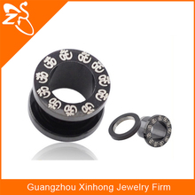 ear plugs wholesale Indian jewelry, ear tunnel with Hindi jewelry manufacturer china, import jewelry from china