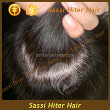NATURAL LOOKING FULL SWISS/FRENCH LACE JAPAN WIG MEN