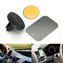 magnetic Car air vent Cell Phone Mount Holder for Smartphone GPS