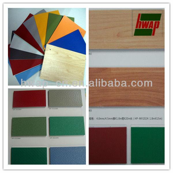 Chất lượng cao thể thao tòa nhựa PVC Flooring bóng rổ trong nhà