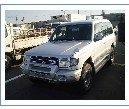 used car MITSUBISHI PAJERO